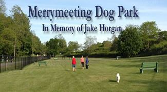 Merrymeeting Dog Park In Memory of Jake Horgan